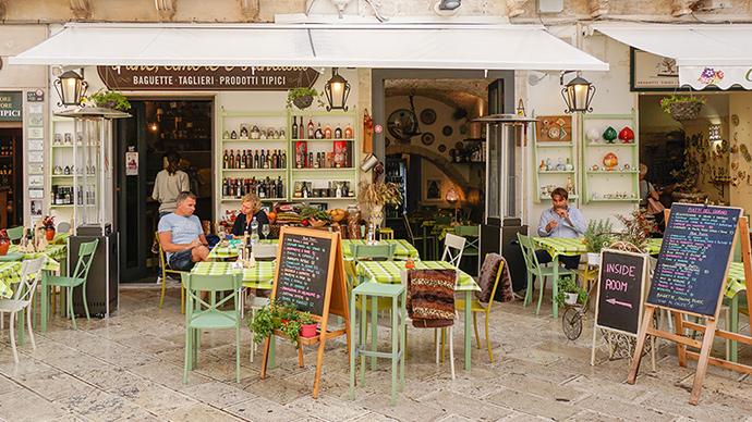 Puglia bar