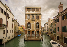 Ergo: Travel shows you Venice as you have never seen before
