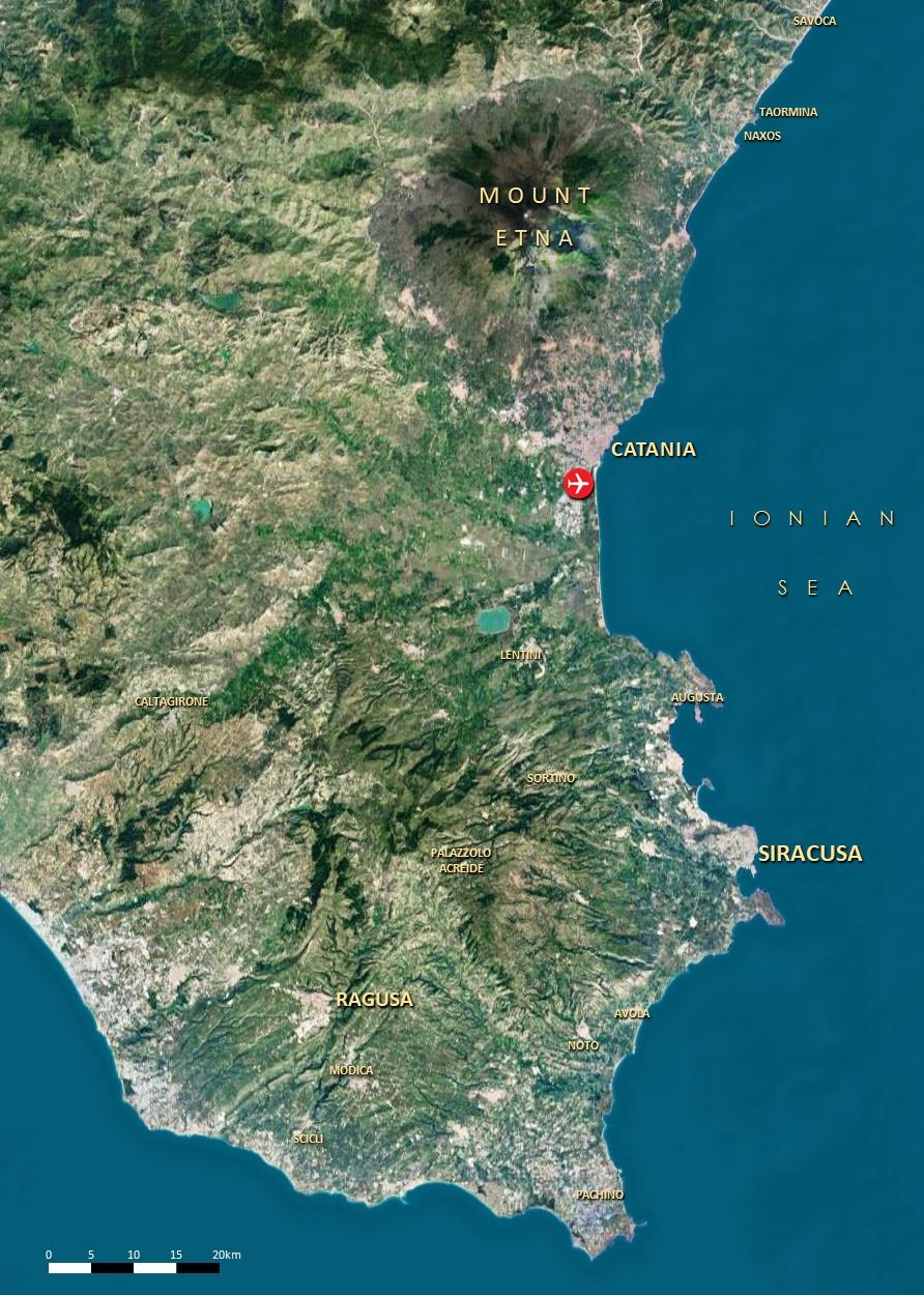 Sicily East